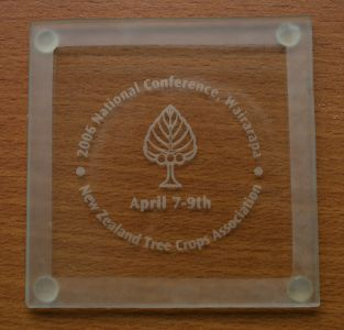 NZTCA-Logo_ conf2006-etched-glass-coaster_1785rcs300