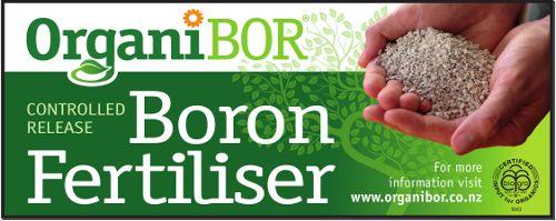 Boron Fertiliser