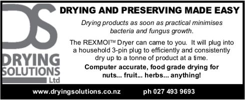 ad, Drying Solutions Ltd
