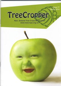 TreeCropper 77 front cover